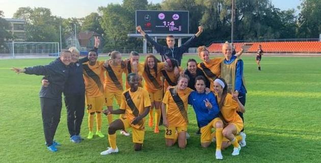 Казахстанский клуб узнал первого соперника в плей-офф женской Лиги чемпионов