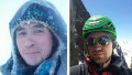 Альпинисты из Алматы попали в снежную ловушку в горах Тянь-Шаня