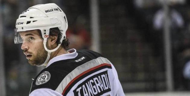 """Голеадор, тафгай и """"столб"""". Как """"Барыс"""" будет использовать нового форварда из НХЛ"""