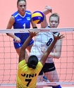 Женская сборная Казахстана по волейболу вышла в квалификационный турнир за место на Олимпиаде-2020