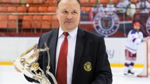 Воспитанник Усть-Каменогорска возглавил сборную из элитного дивизиона ЧМ по хоккею