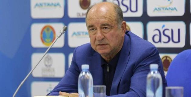 """Гендиректор """"Астаны"""" назвал годовой бюджет клуба и прибыль от трансфера Аничича в Турцию"""