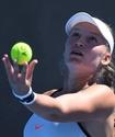 Казахстанская теннисистка с первым номером посева вышла в финал квалификации US Open
