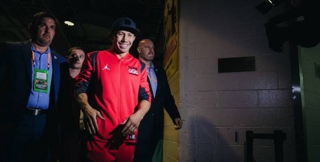 Призер ЧМ по боксу в Алматы пополнил андеркарт боя Головкина за титул чемпиона мира