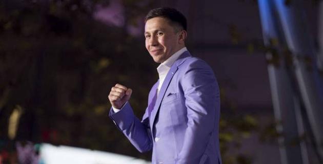 Озвучен гонорар Головкина на бой за титул чемпиона мира