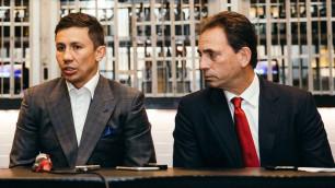 Леффлер ответил на вопрос о своем статусе после подписания контракта Головкина с Хирном