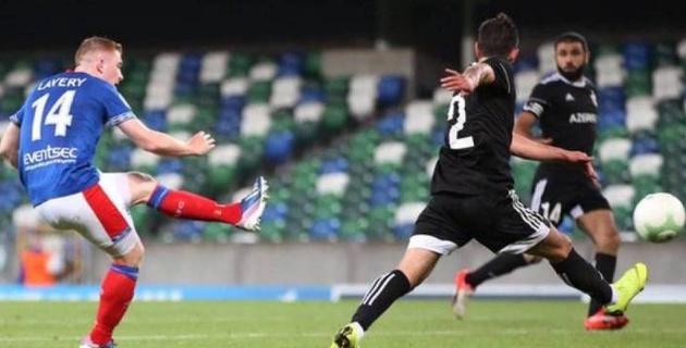 """Клуб игрока """"Астаны"""" проиграл в первом матче с пятью голами за выход в группу Лиги Европы"""