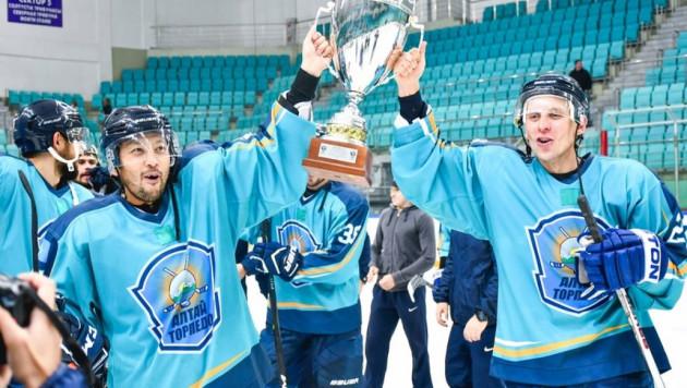 Определились участники финала и матча за третье место на Кубке Казахстана по хоккею