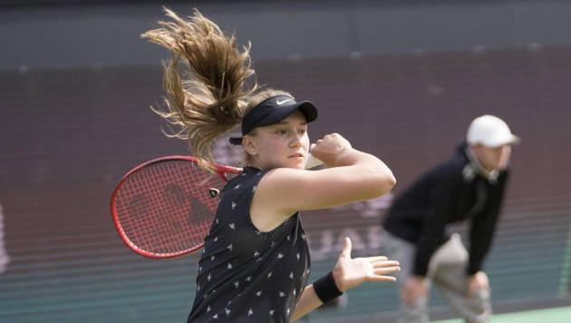 Казахстанская теннисистка с первым номером посева вышла в основную сетку US Open