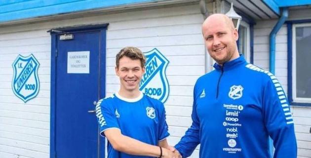 Норвежский клуб подписал 16-летнего Лионеля Месси