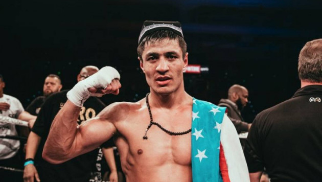 Названный заменой Головкина узбекский боксер нокаутировал мексиканца за четыре раунда