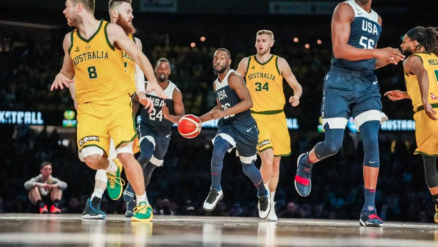 Сборная США по баскетболу потерпела первое поражение с 2006 года