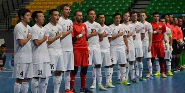 Сборная Казахстана по футзалу сыграет на международном турнире в России