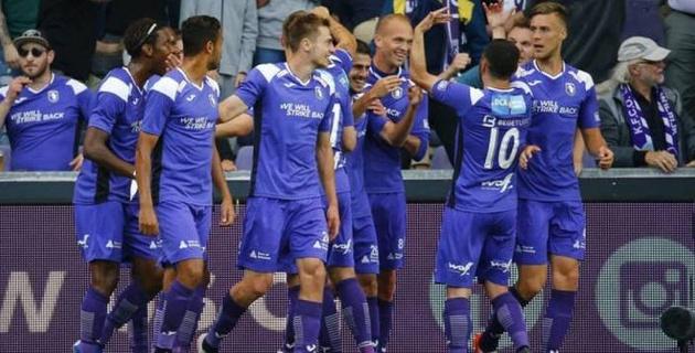 Казахстанец помог своему клубу одержать разгромную победу в матче Кубка Бельгии