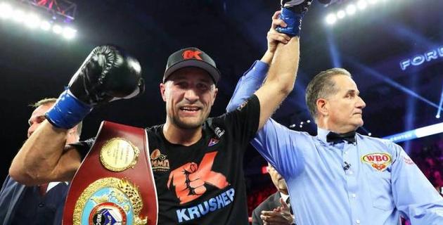 Сергей Ковалев нокаутировал небитого британца и защитил титул WBO
