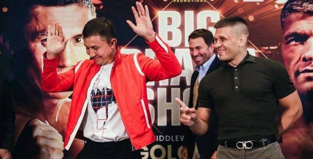 Головкин и Деревянченко подписались на допинг-тестирование для боя за титул IBF