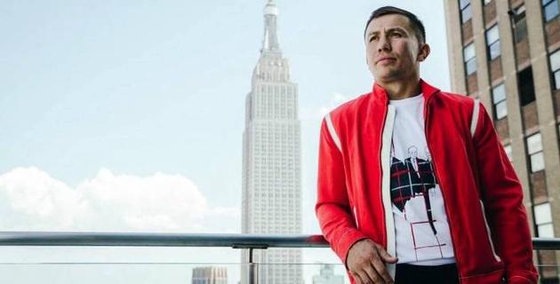 Головкин ответил на предложение подраться с чемпионом мира на 60-тысячной арене