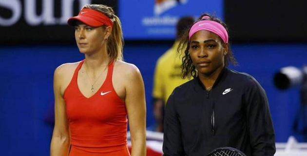 Шарапова проиграла Серене Уильямс 19-й матч подряд и впервые вылетела в первом круге US Open