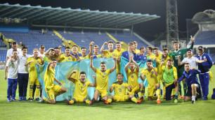 """Сейдахмет, Бахтияров и еще 21 игрок вызваны в """"молодежку"""" на матч с чемпионом Европы"""