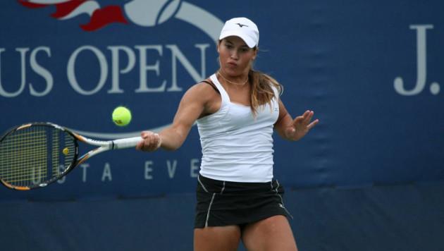 Юлия Путинцева стартовала с победы на US Open