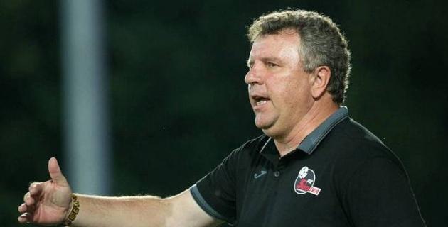 Клуб казахстанского тренера за две минуты лишился места в группе Лиги Европы