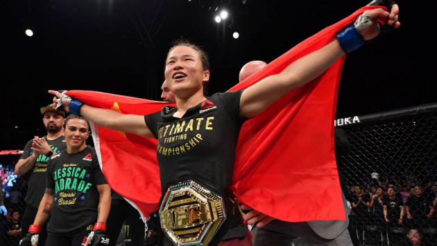 Главный бой турнира UFC с участием Исмагулова закончился сенсационным нокаутом за 42 секунды