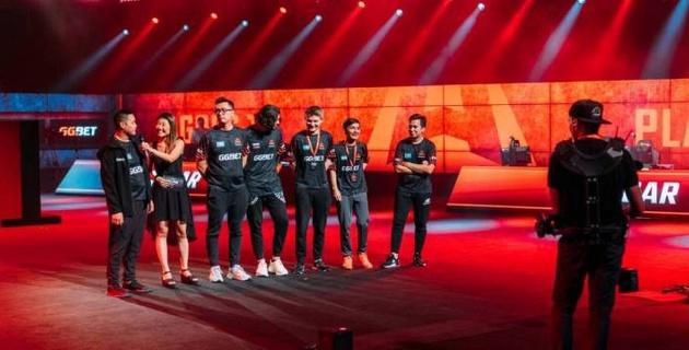 Казахстанская команда вышла в плей-офф турнира с призовым фондом миллион долларов