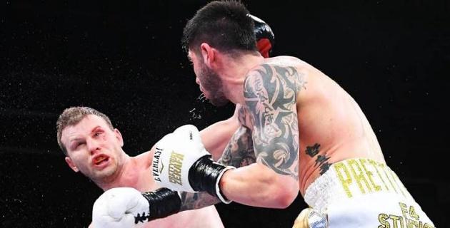 Обидчик Пакьяо сенсационно проиграл нокаутом и лишился боя с чемпионом мира в весе Головкина