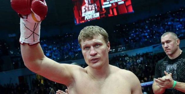 Поветкин победил брата Фьюри в первом бою после поражения от Джошуа