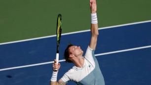 У Казахстана остался только один представитель на US Open