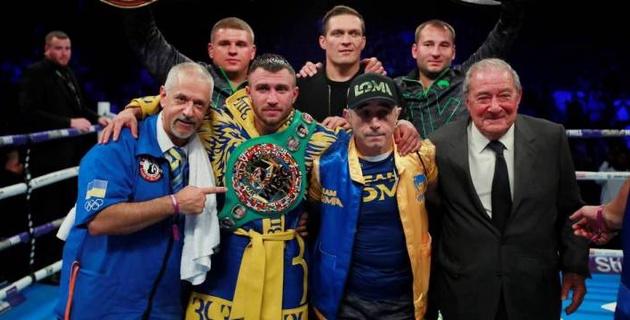 Ломаченко - суперзвезда. Он в числе лучших боксеров в истории - Боб Арум после победы над олимпийским чемпионом