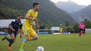 """Футболист """"Астаны"""" вызван на матчи Евро-2020 и может сыграть против Роналду"""