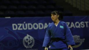 Сборная Казахстана по дзюдо проиграла на старте командных соревнований на ЧМ-2019 в Токио