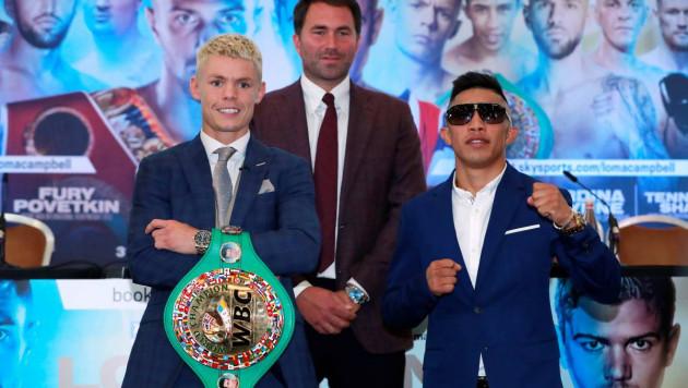 Мексиканский боксер из-за своего грязного удара лишился победы над чемпионом мира и нокаута в девятом подряд бою