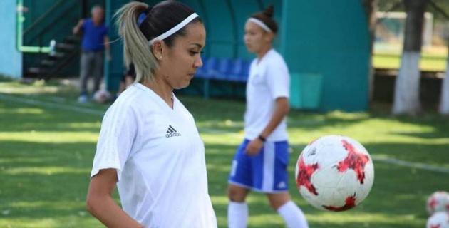 Прямая трансляция первого матча женской сборной Казахстана в отборе на Евро-2021
