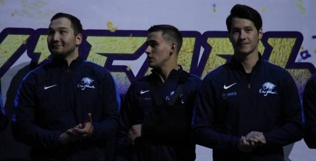 Дамир Рыспаев с Талгатом Жайлауовым начнут сезон в составе новичка ВХЛ