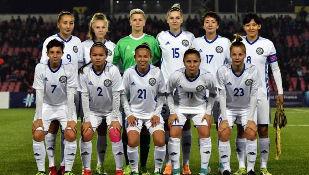 Женская сборная Казахстана по футболу стартовала с поражения в отборе на Евро-2021