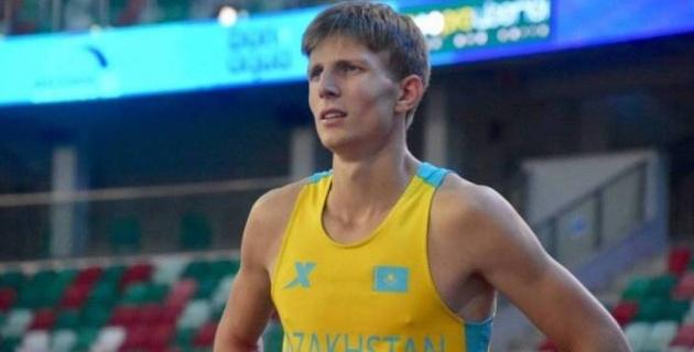 Казахстанский легкоатлет стал призером Открытого чемпионата Беларуси