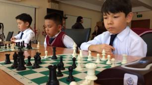Шахматы начали преподавать в 205 школах Казахстана