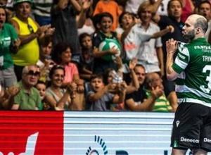 Игрок сборной Казахстана по футзалу забил в матче за Суперкубок Португалии