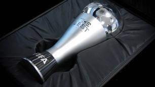 ФИФА назвала трех претендентов на награду лучшему футболисту года