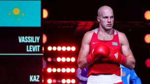 Василий Левит оценил свою форму и озвучил задачу на ЧМ-2019 по боксу