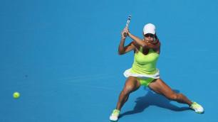 Путинцева показала лучший результат в карьере и завершила выступление на US Open