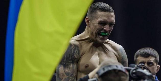Официально объявлен соперник Александра Усика по дебютному бою в супертяжелом весе