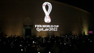 ФИФА представила эмблему ЧМ-2022 красивым роликом с песочными дюнами