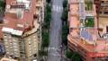"""Вертолет на """"Вуэльте"""" случайно заснял плантацию конопли на крыше дома"""