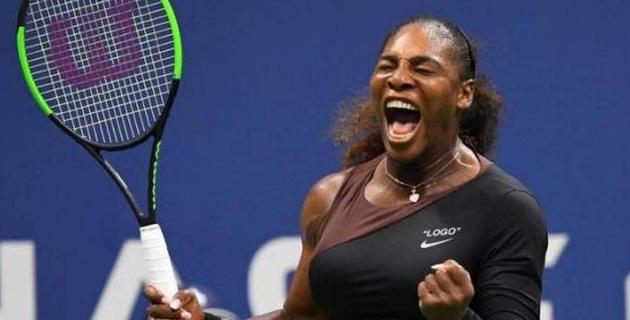 Серена Уильямс одержала 100-ю победу в карьере на Открытых чемпионатах США