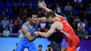 Сборная Казахстана по греко-римской борьбе назвала состав на ЧМ-2019 в Нур-Султане