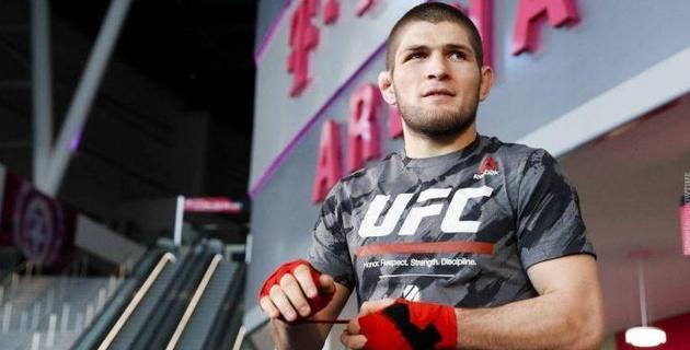 """""""В три раза выше, чем с МакГрегором"""". Стал известен гонорар Нурмагомедова за следующий бой в UFC"""