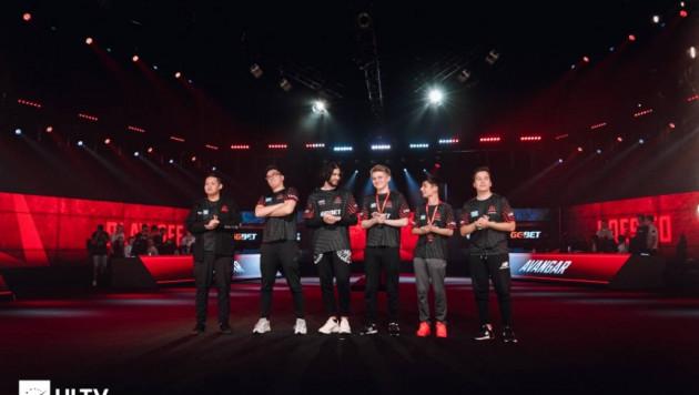 Казахстанская команда вышла в полуфинал турнира по Counter Strike с призовым фондом миллион долларов